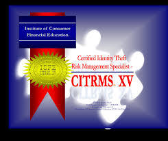 Certified Identity Theft Risk Management Specialist pic