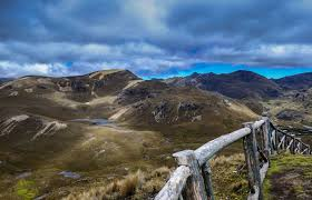 Hike in Cajas National Park pic