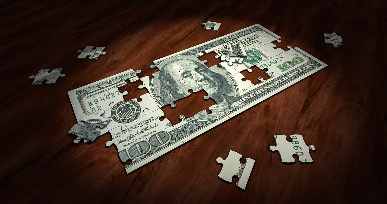 money puzzle planning